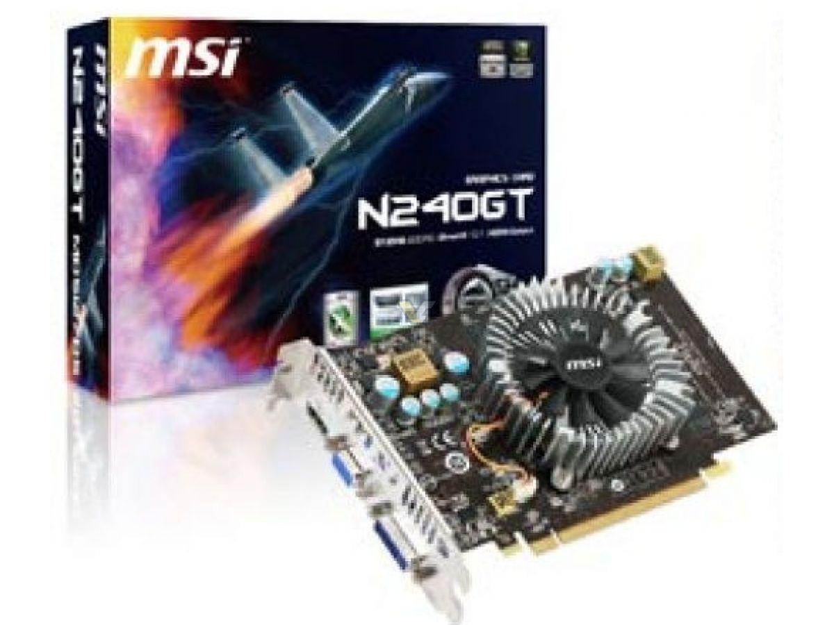 N1996 msi видеокарта