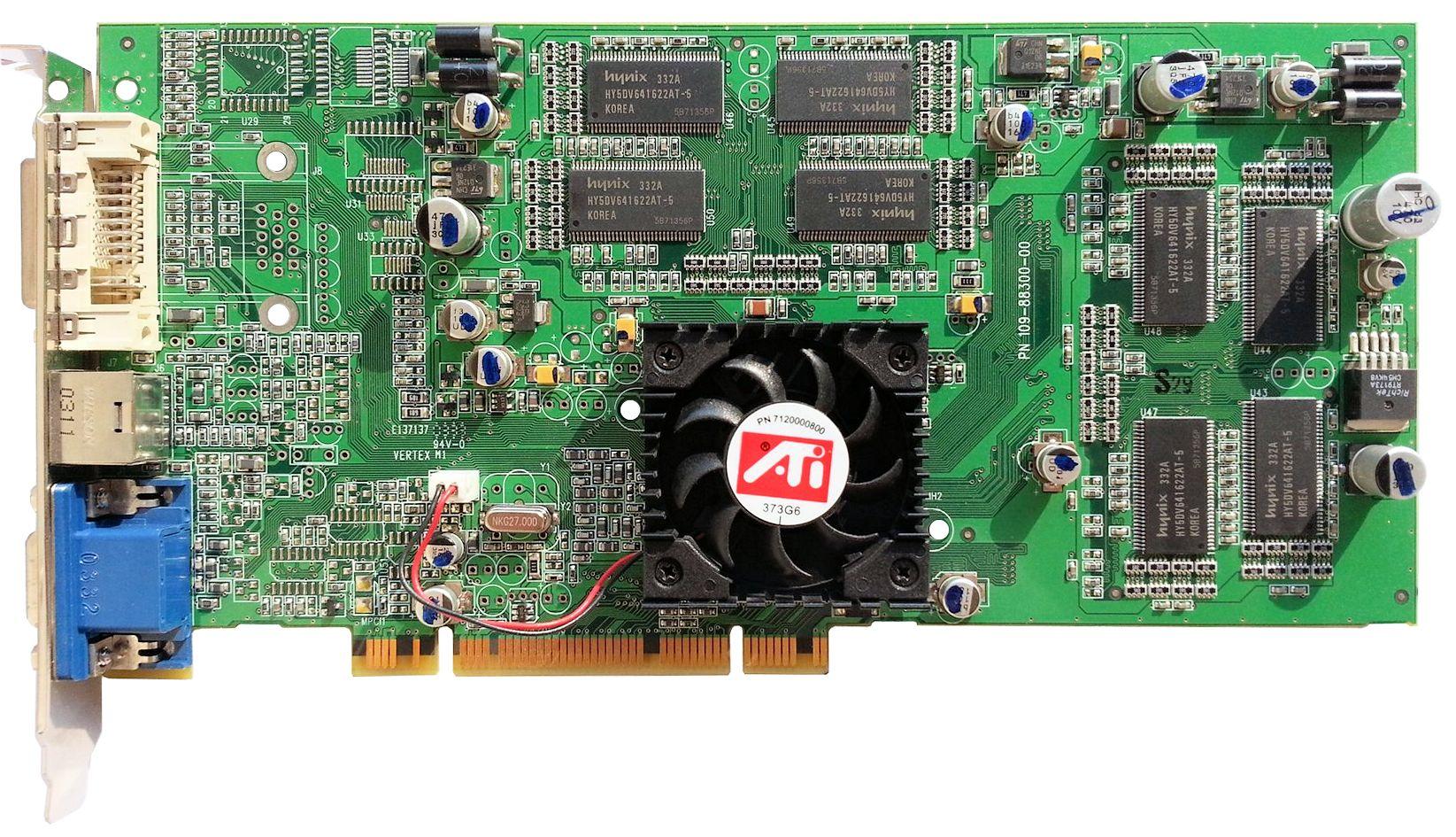 ATI 3DP All-in-Wonder Radeon 7500 Driver for Windows 7