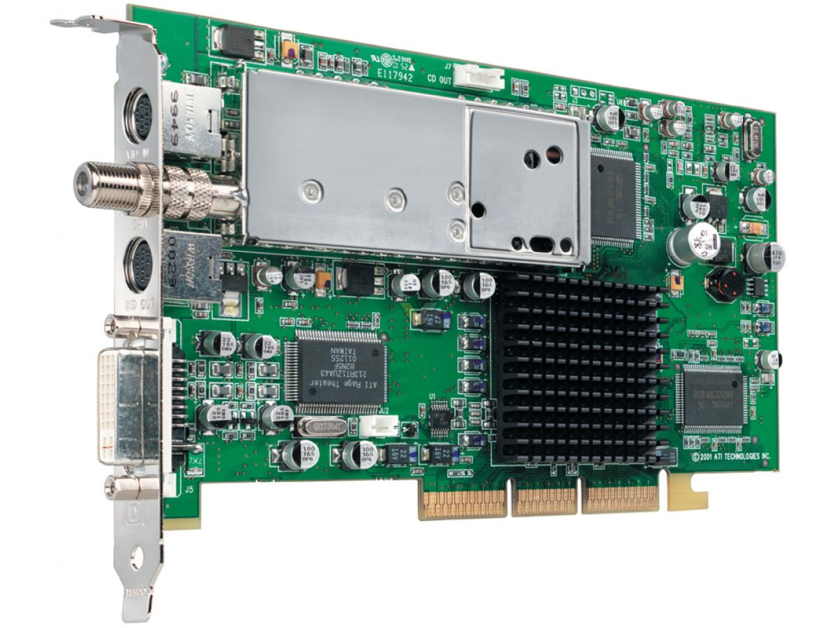 ATI ALL-IN-WONDER VE DRIVERS FOR PC