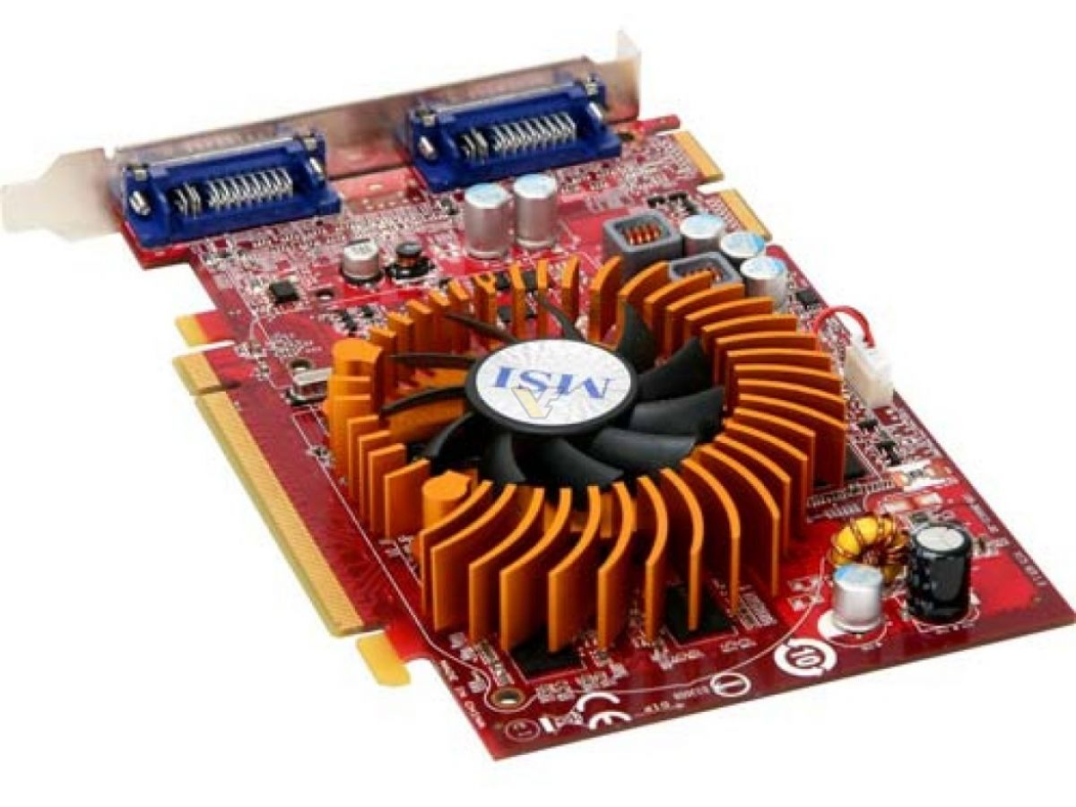 MSI R4670 2D512 D3 GRAPHIC CARD DRIVER (2019)