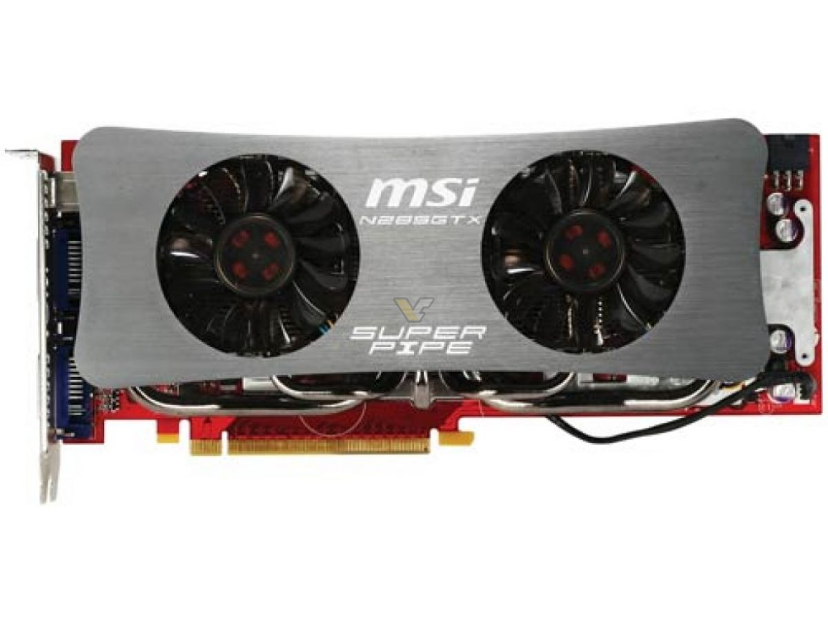 MSI N285GTX SUPERPIPE OC WINDOWS 10 DOWNLOAD DRIVER