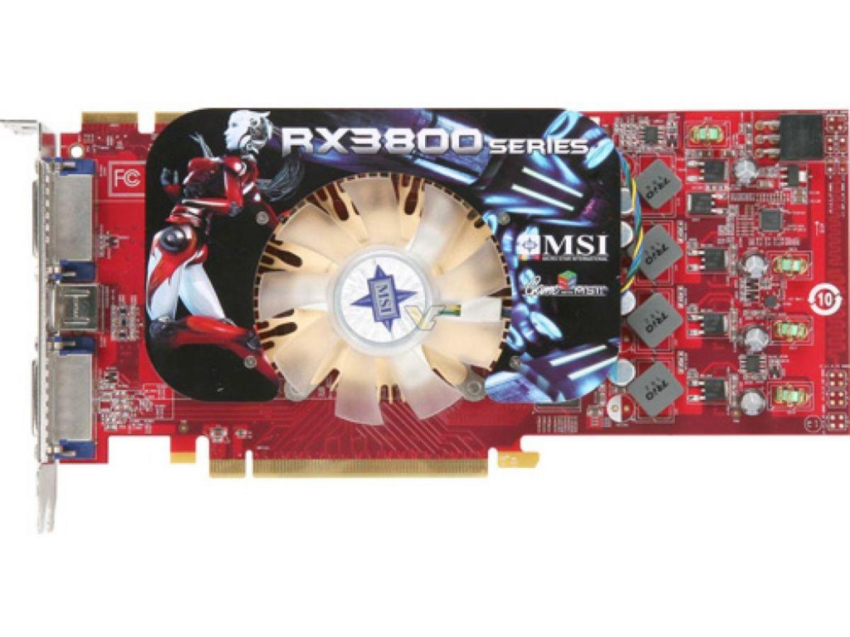 ATI RADEON RX3850 TELECHARGER PILOTE