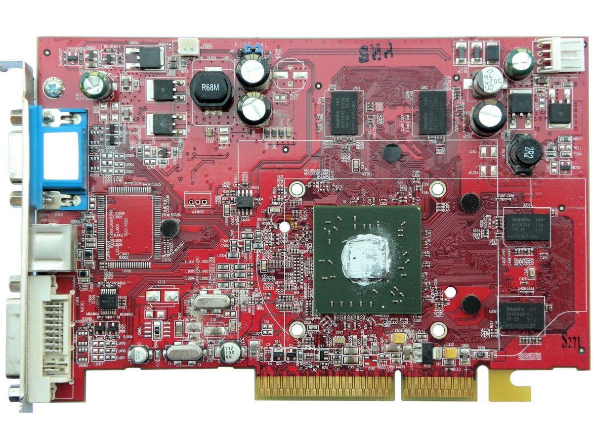 AGP ATI X1650 PRO DRIVER UPDATE