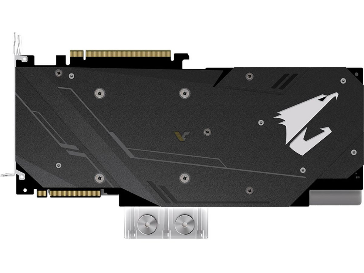 Waterblock for Gigabyte Aurus 2080ti xtreme waterforce wb