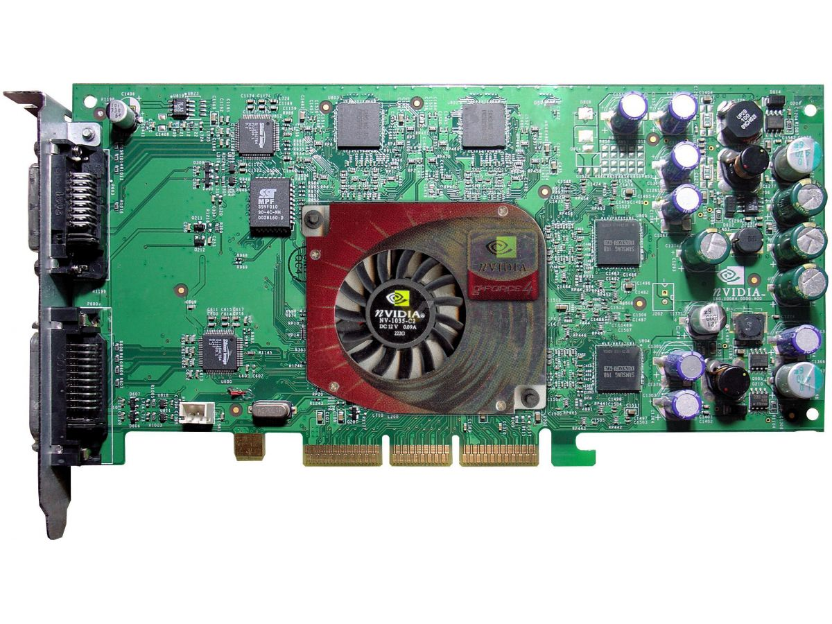 GEFORCE4 TI4600 WINDOWS 8 DRIVERS DOWNLOAD (2019)