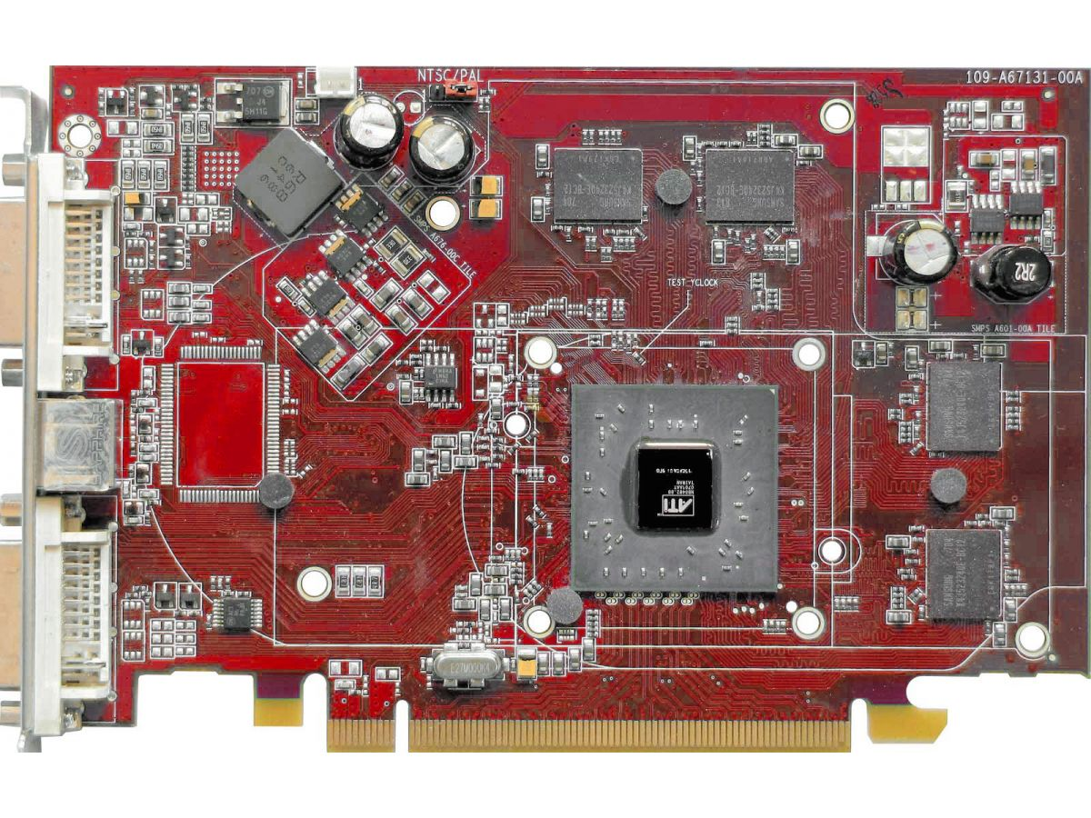 DOWNLOAD DRIVERS: ATI RADEON X1650 RV535