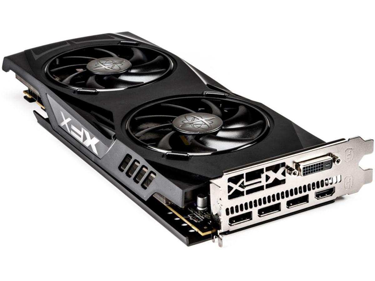 XFX Radeon RX 480 8GB GTR Black Edition   VideoCardz net