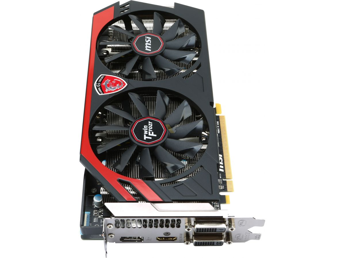 MSI Radeon R9 270X 4GB GAMING | VideoCardz net