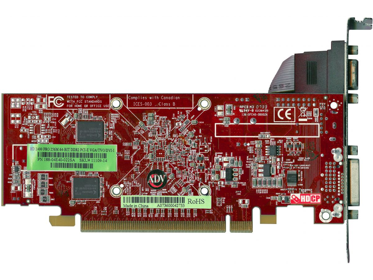 ATI RADEON HD 2400 PRO RV610 SOUND DRIVER FREE