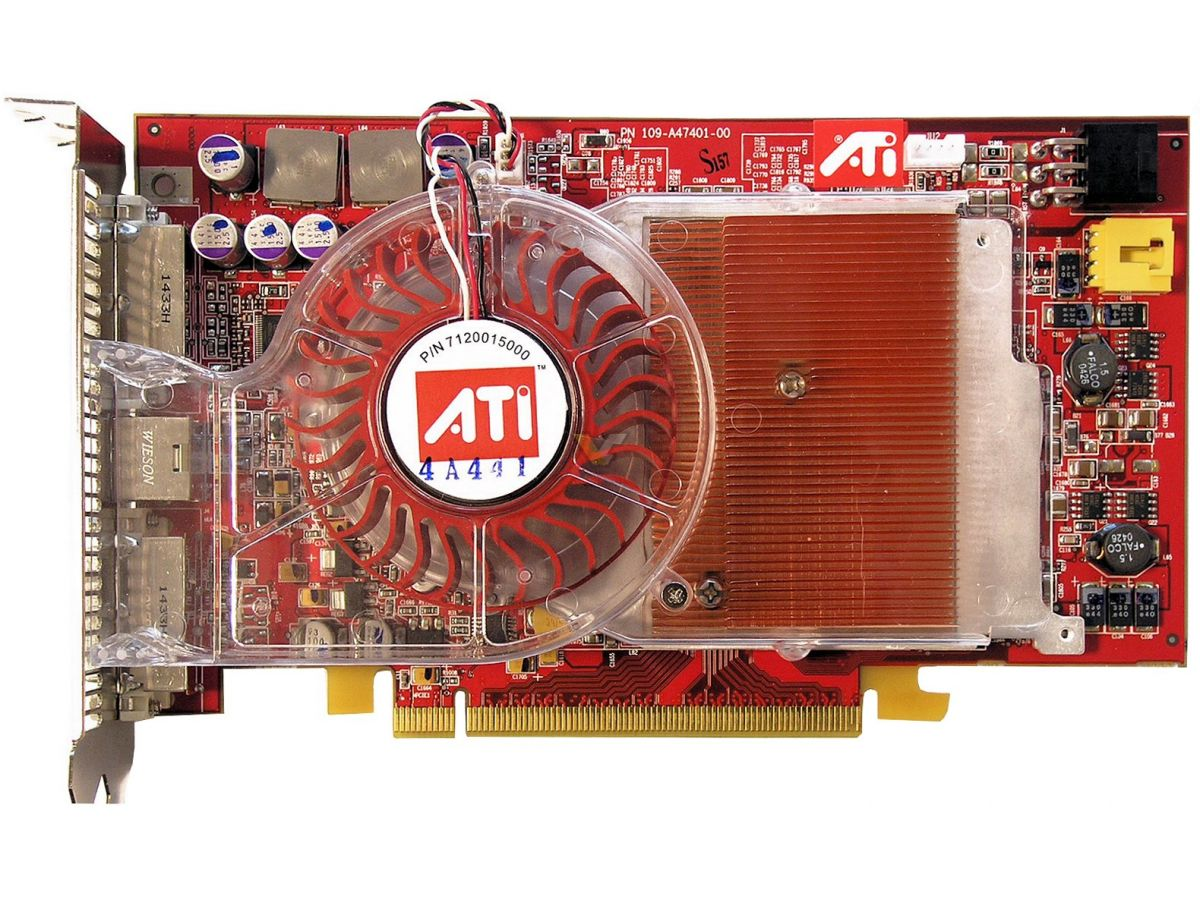 ATI TUL CORPORATION, RADEON X700 PRO - SECONDARY DRIVER FOR WINDOWS 10