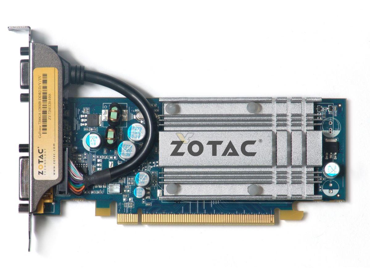 NVidia GeForce 7300 SE/7200 GS Drivers