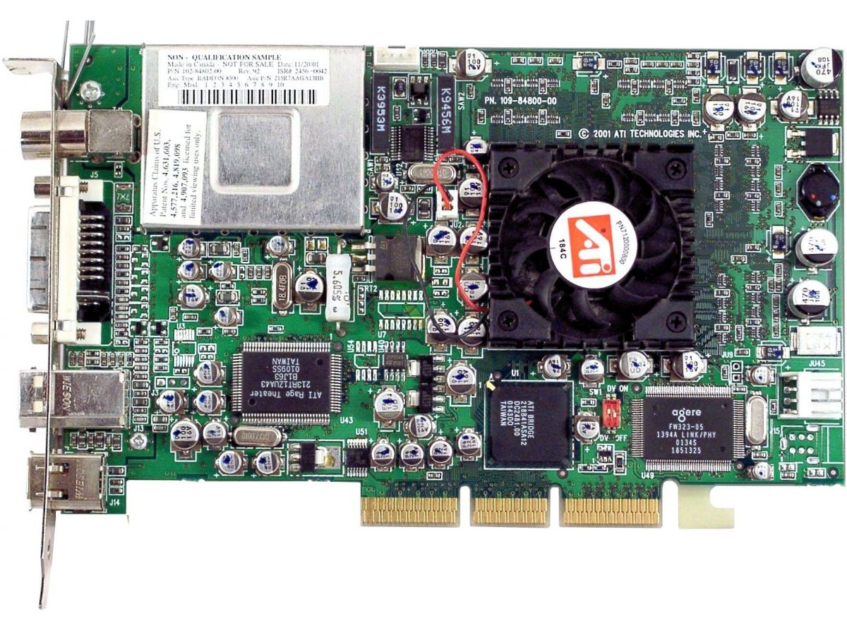 ATI RADEON ALL-IN-WONDER 8500DV DRIVERS WINDOWS 7