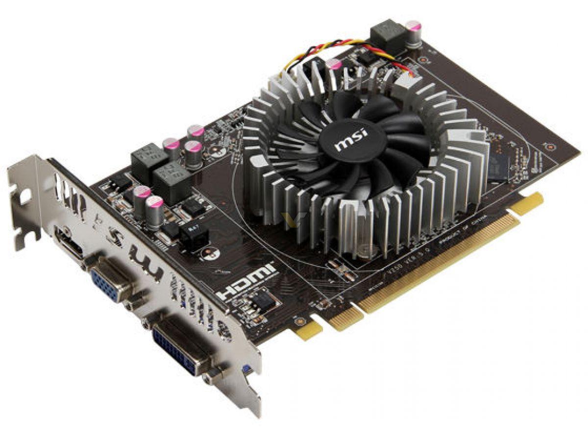 MSI Radeon HD 6570 1GB