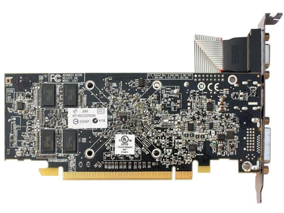 ATI Radeon HD 5450 1GB   VideoCardz net