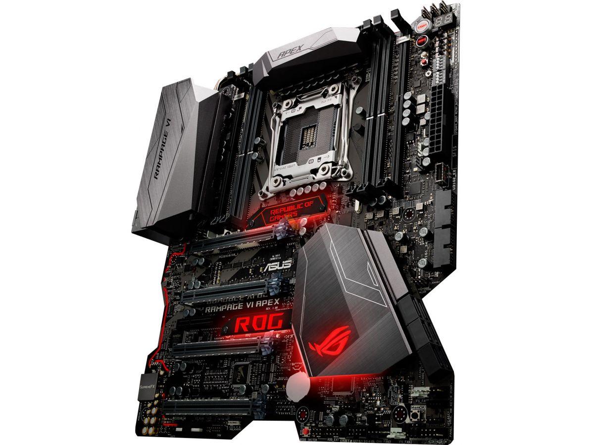 ASUS X299 ROG RAMPAGE VI APEX Motherboard