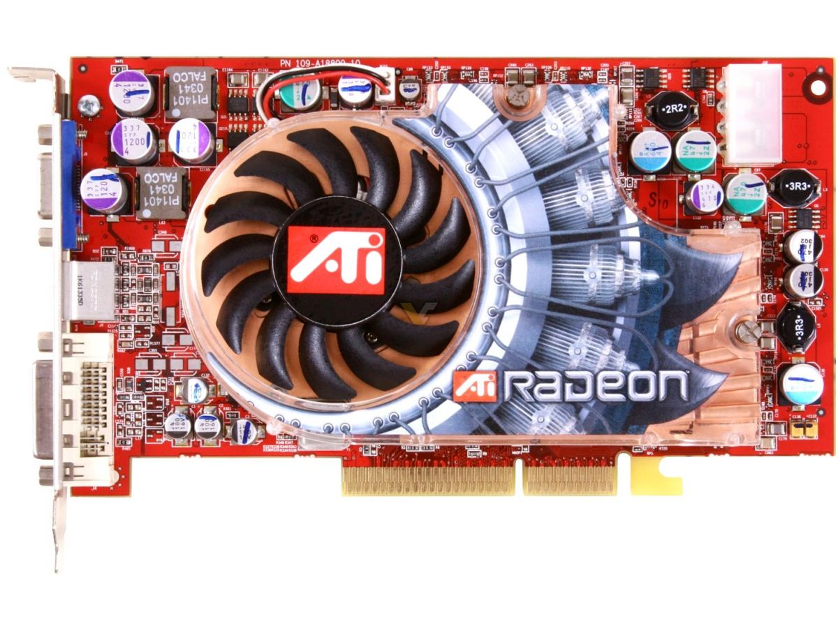 Drivers ATI RADEON 9800 XT (Microsoft Corporation)