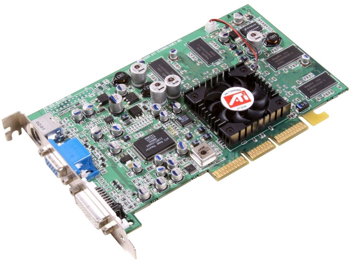 ATI RADEON 9100 64MB WINDOWS 8.1 DRIVER DOWNLOAD