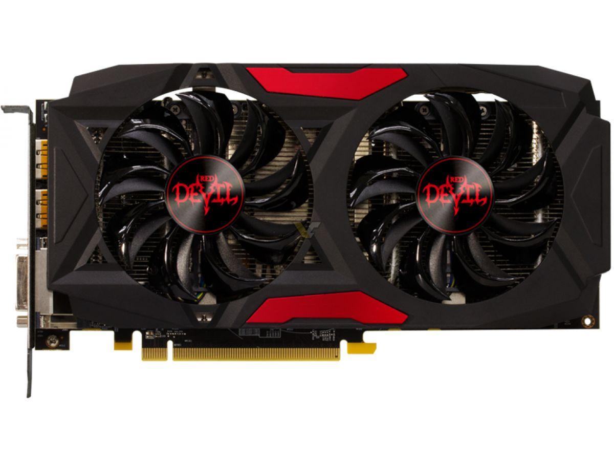 POWERCOLOR Radeon RX 580 4GB Red Dragon | VideoCardz net