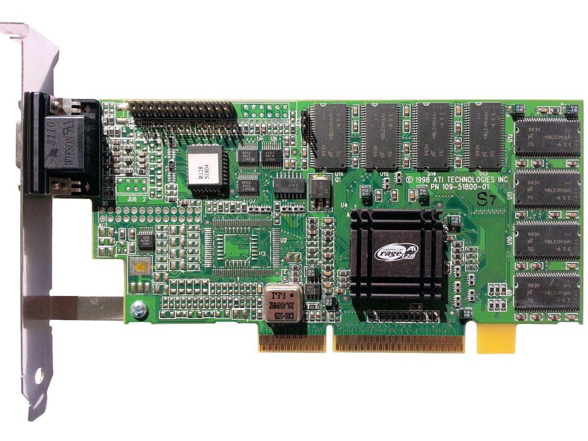 ATI XPERT LCD AGP 2X WINDOWS 10 DRIVERS