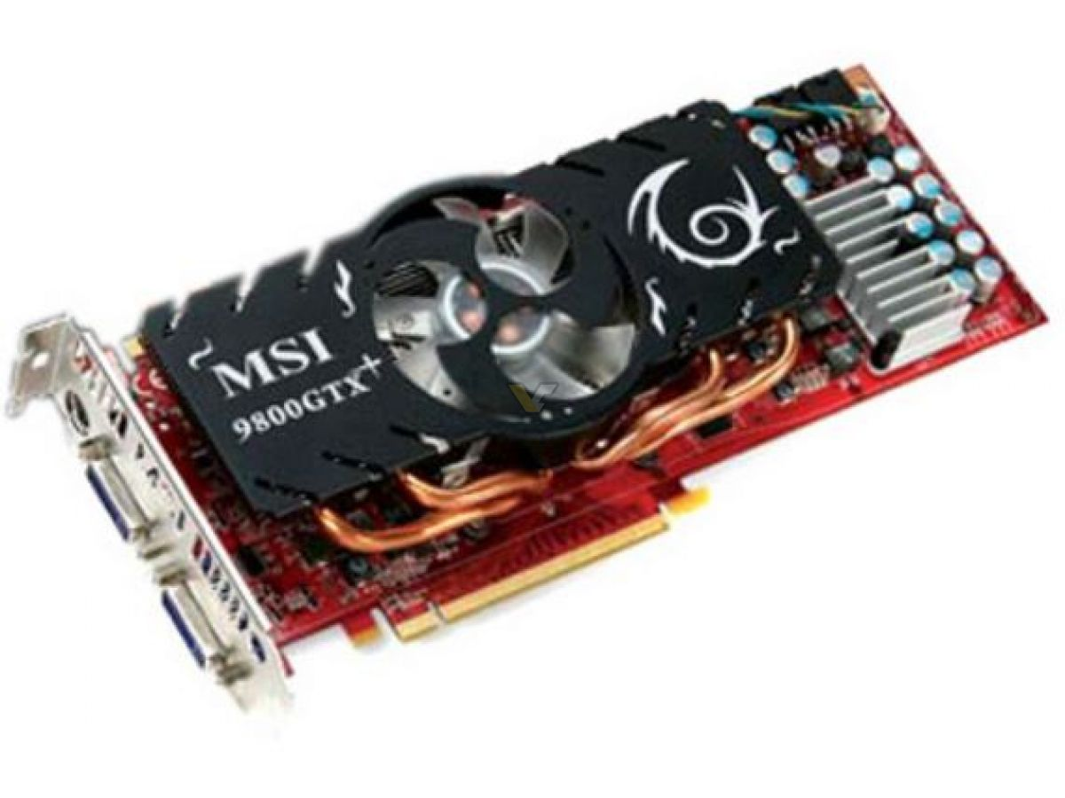 MSI N9800GTX PLUS DRIVERS FOR WINDOWS DOWNLOAD