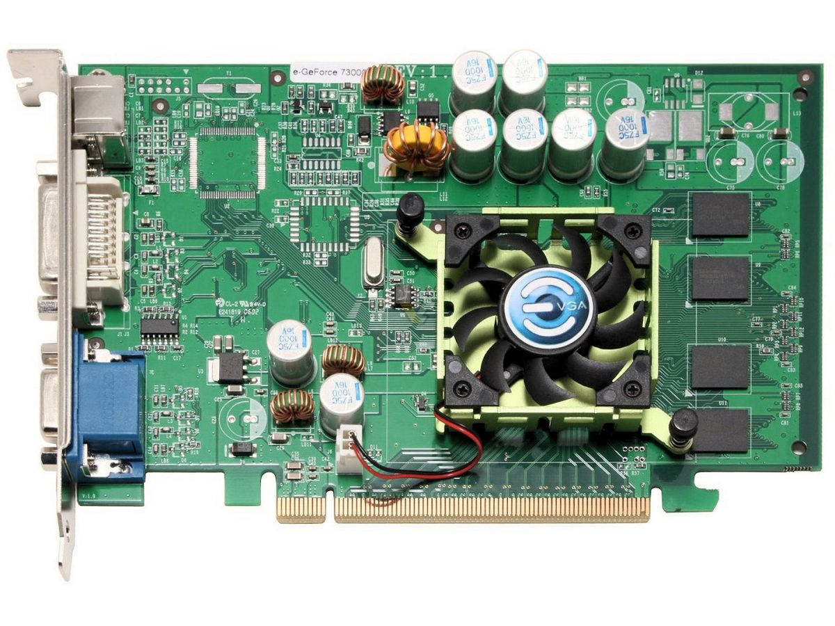 E-GEFORCE 7300GS DRIVER FOR MAC DOWNLOAD