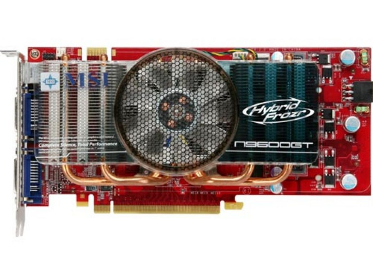 MSI N9600GT ZILENT 1G GRAPHIC CARD DRIVER DOWNLOAD FREE