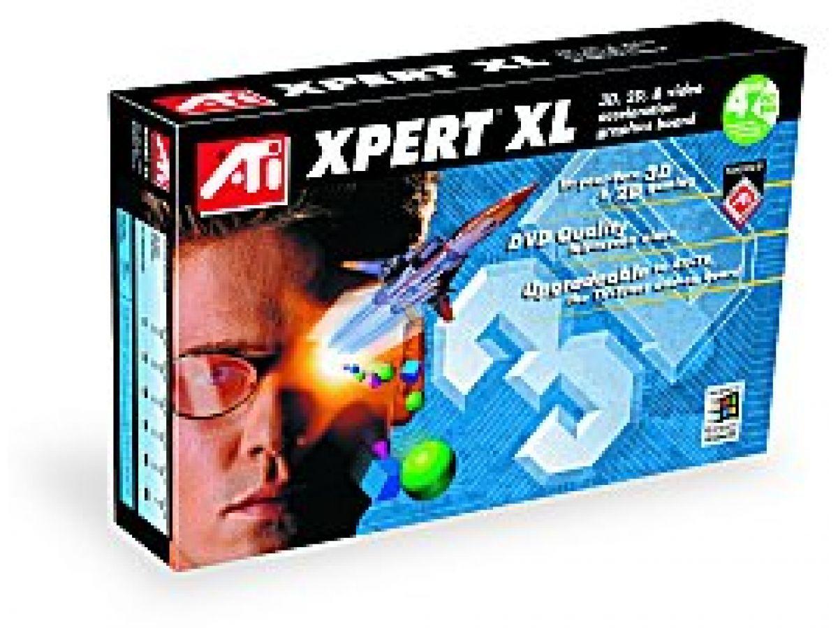 ATI XPERT XL DRIVER WINDOWS XP