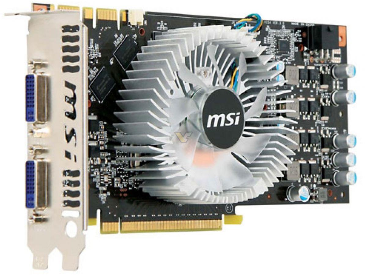 MSI N250GTS-2D1G-OC/N250GTS-2D512-OC Treiber Windows 10