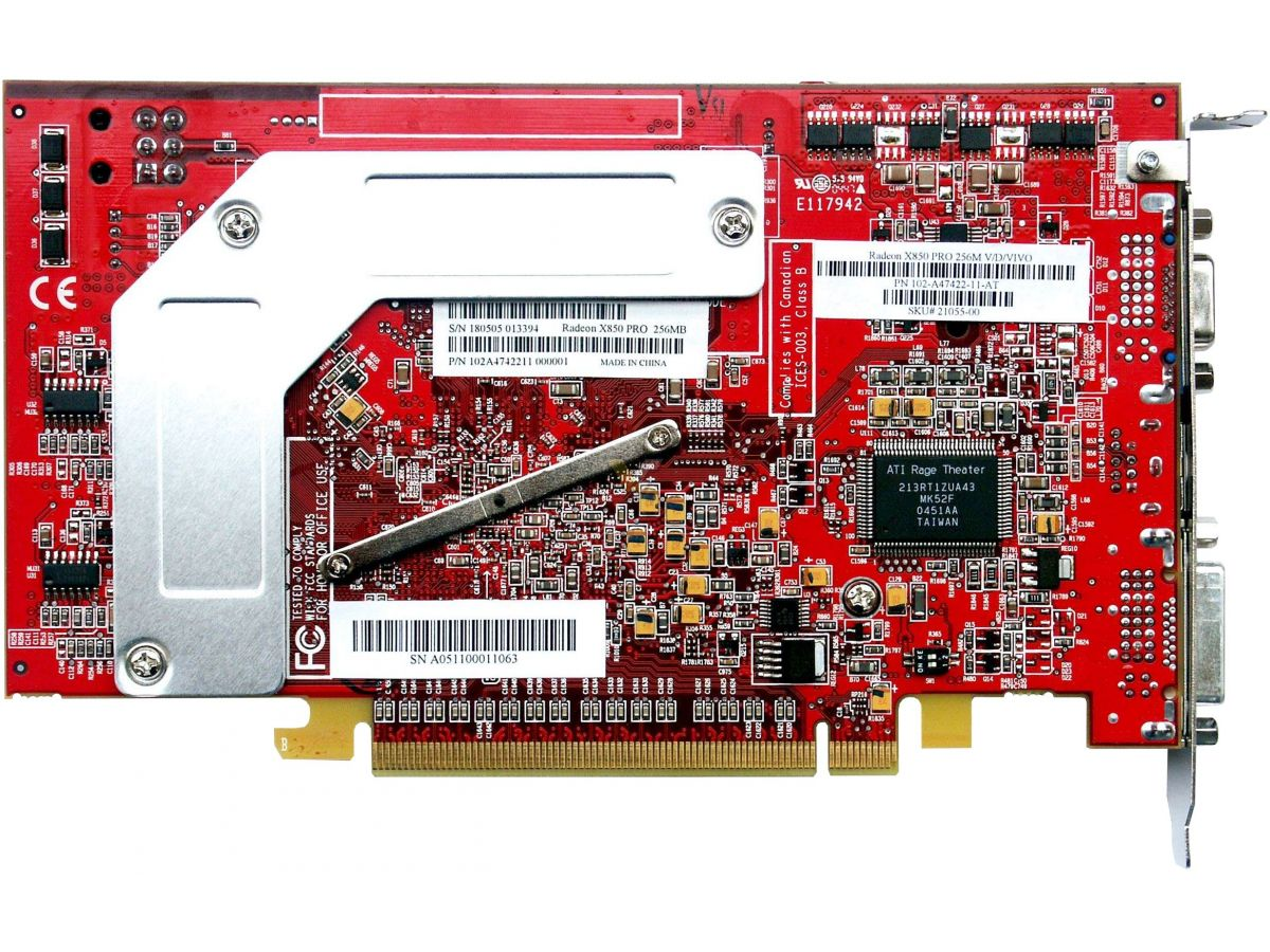 ATI TUL CORPORATION, RADEON X700 PRO - SECONDARY DRIVERS (2019)