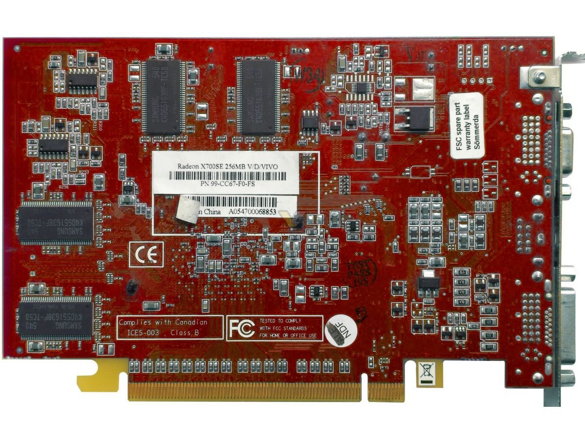 ATI RADEON X700 SE DRIVER FOR WINDOWS 7