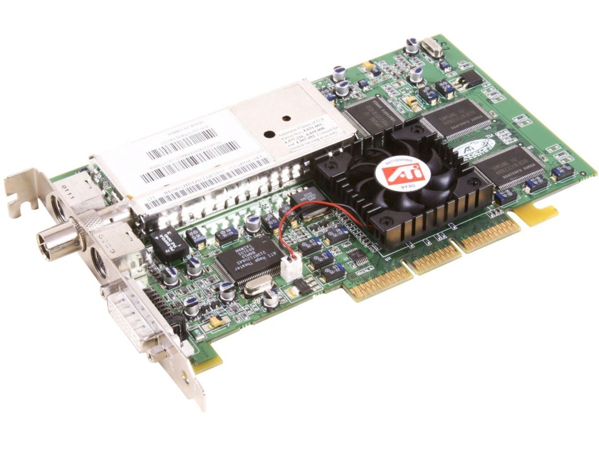 ALL-IN-WONDER RADEON SDR AGP DRIVERS WINDOWS XP