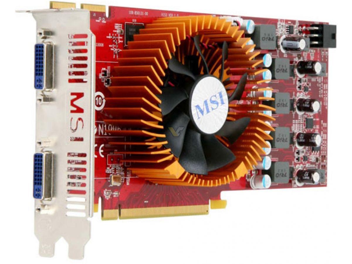 MSI Radeon HD 4850 1GB