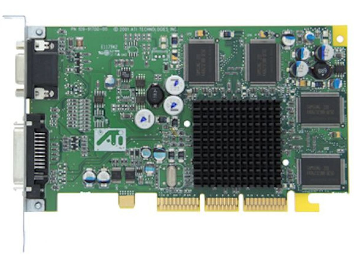 Ati Radeon 7000 64mb Driver Download Windows 7