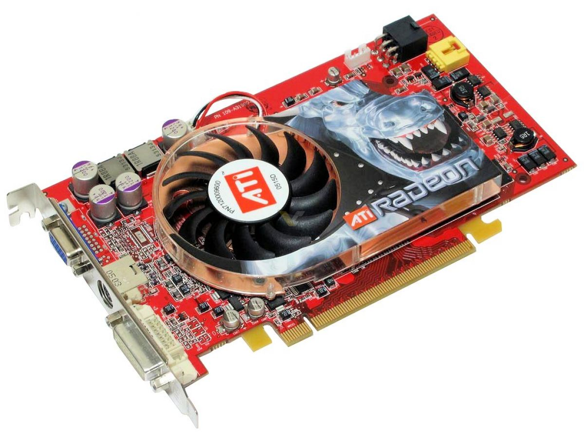 NEW DRIVER: ATI RADEON X800 SERIES