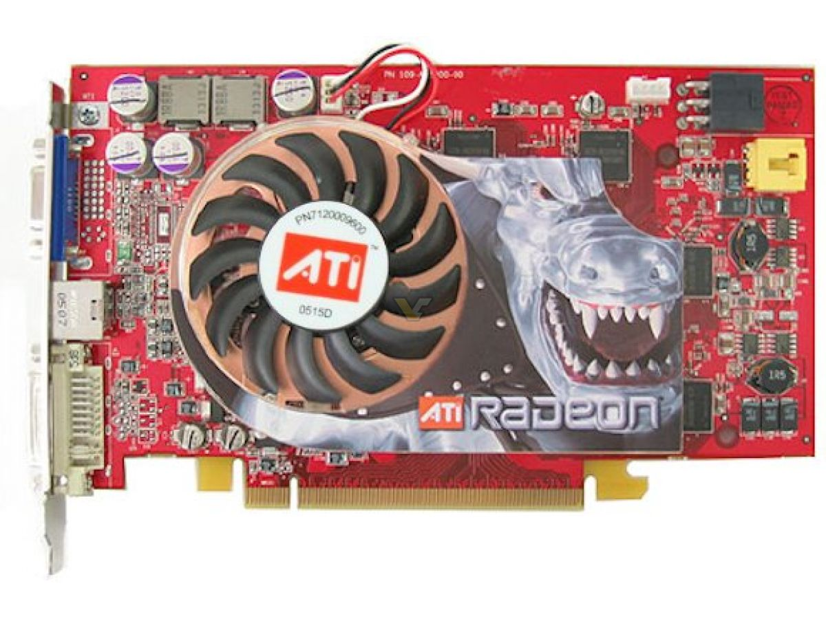 AMD Radeon X800 GT Graphics 64Bit