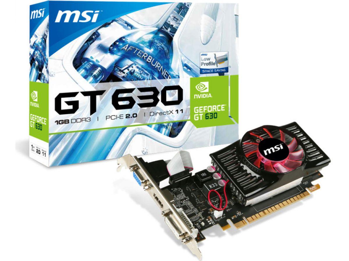 Asus Geforce Gt 630 810mhz Pci E 2 0 2048mb - Box