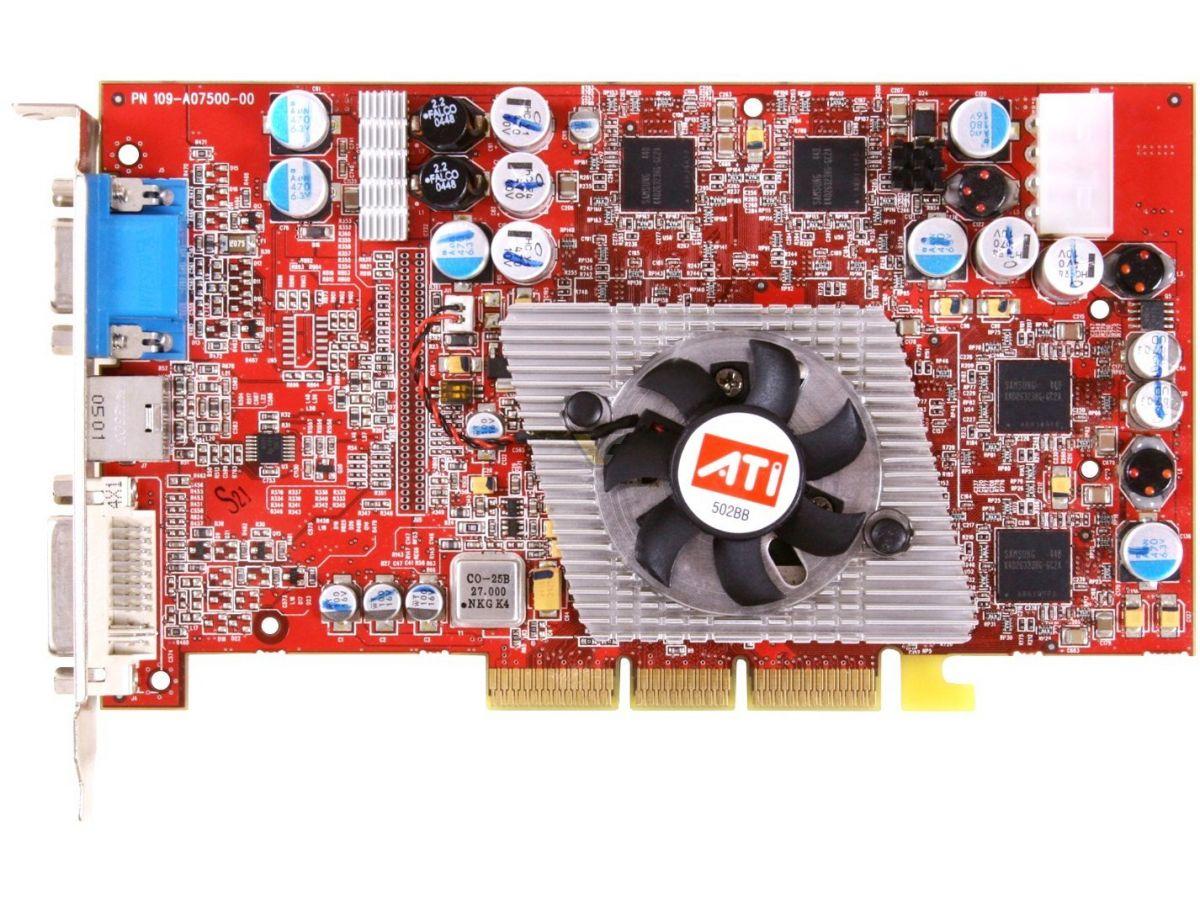 ATI Radeon 9800 PRO 128MB
