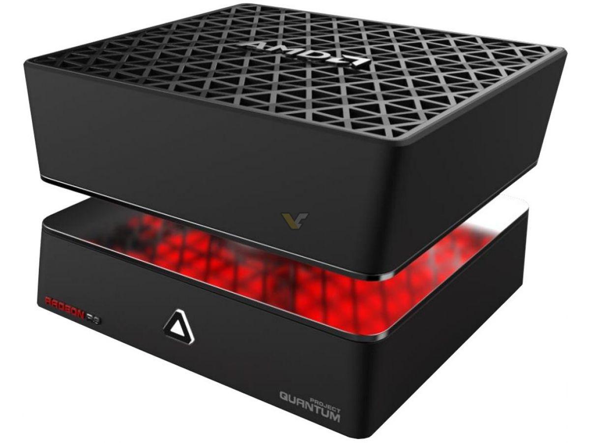 Amd Project Quantum Videocardz Net