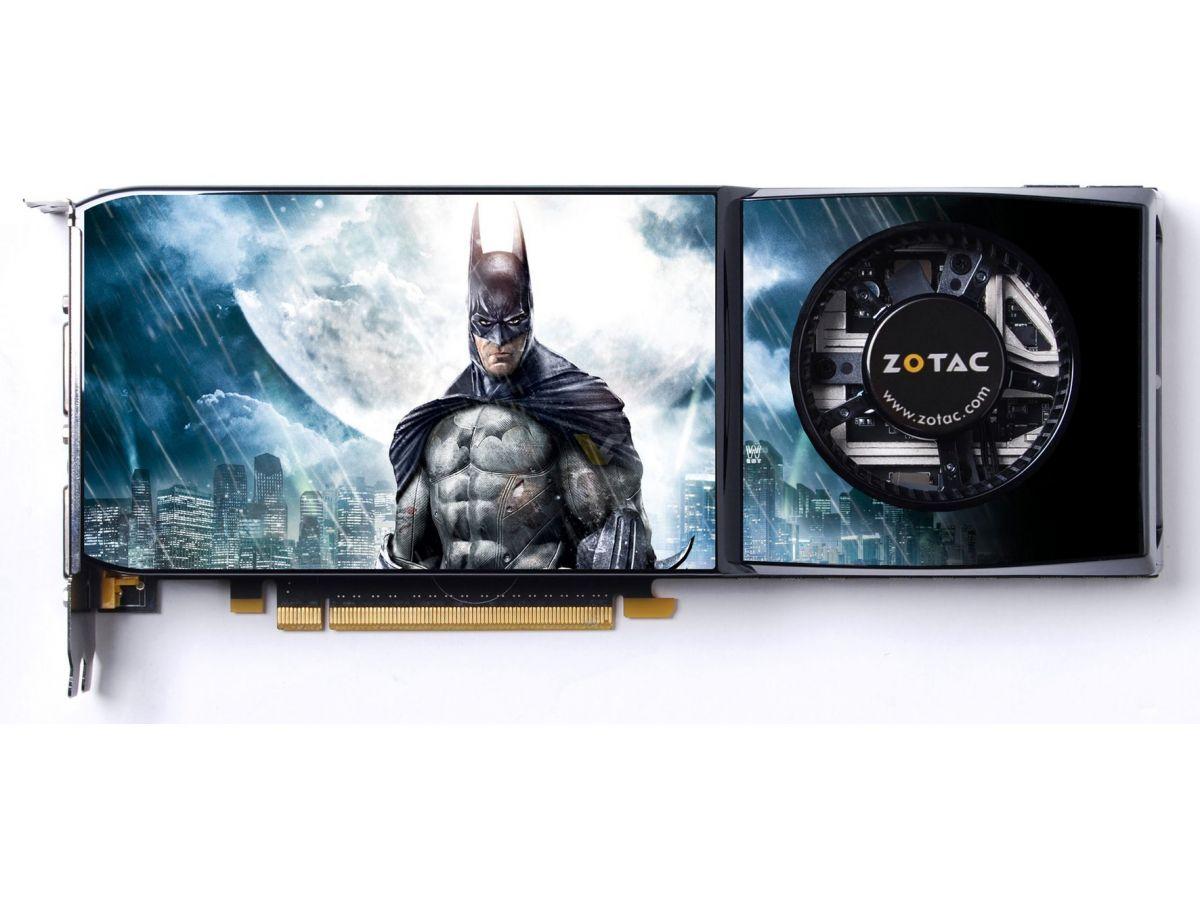 ZOTAC GeForce GTX 285 1GB Batman Edition | VideoCardz net