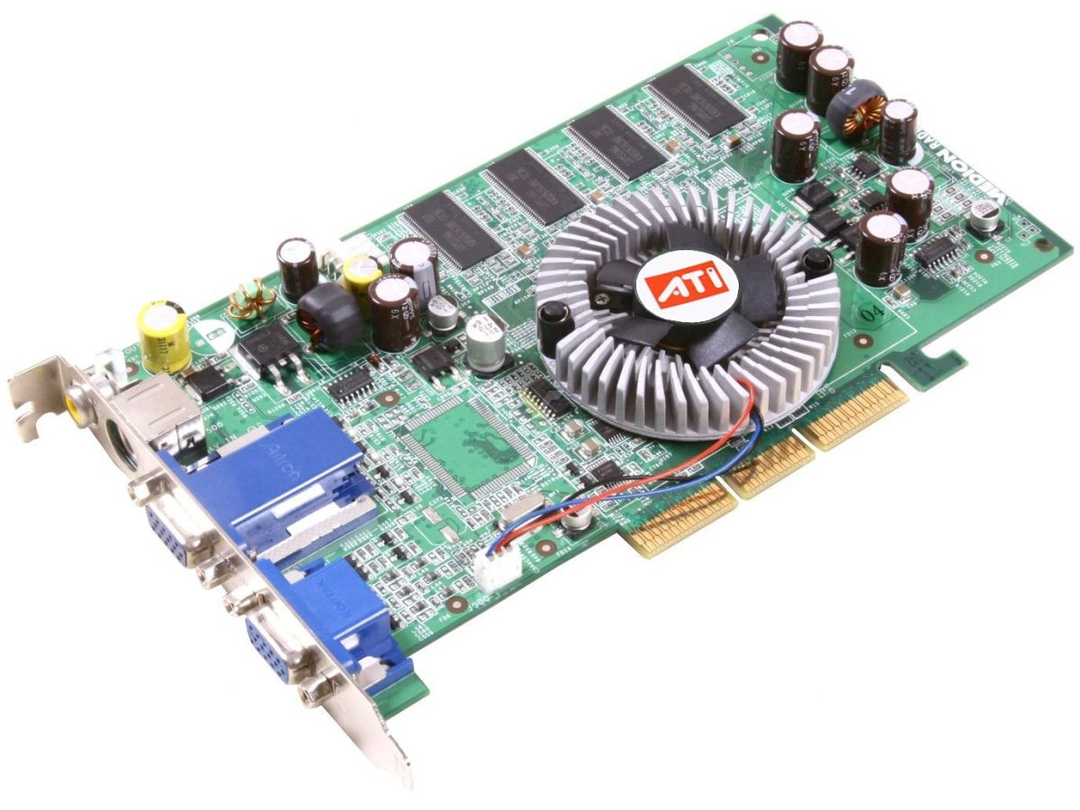 ATI Radeon 9600 TX | VideoCardz.net