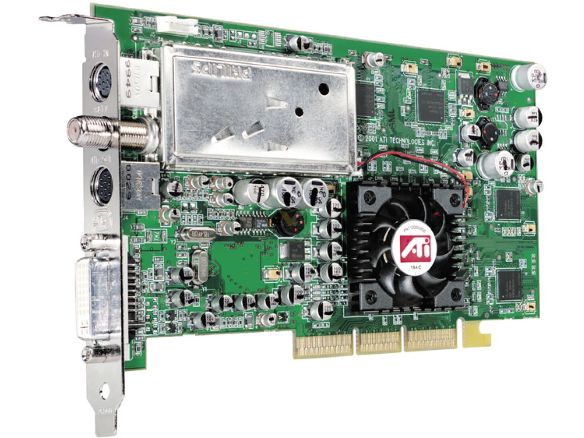 ATI ALL-IN-WONDER RADEON 8500 DRIVERS (2019)