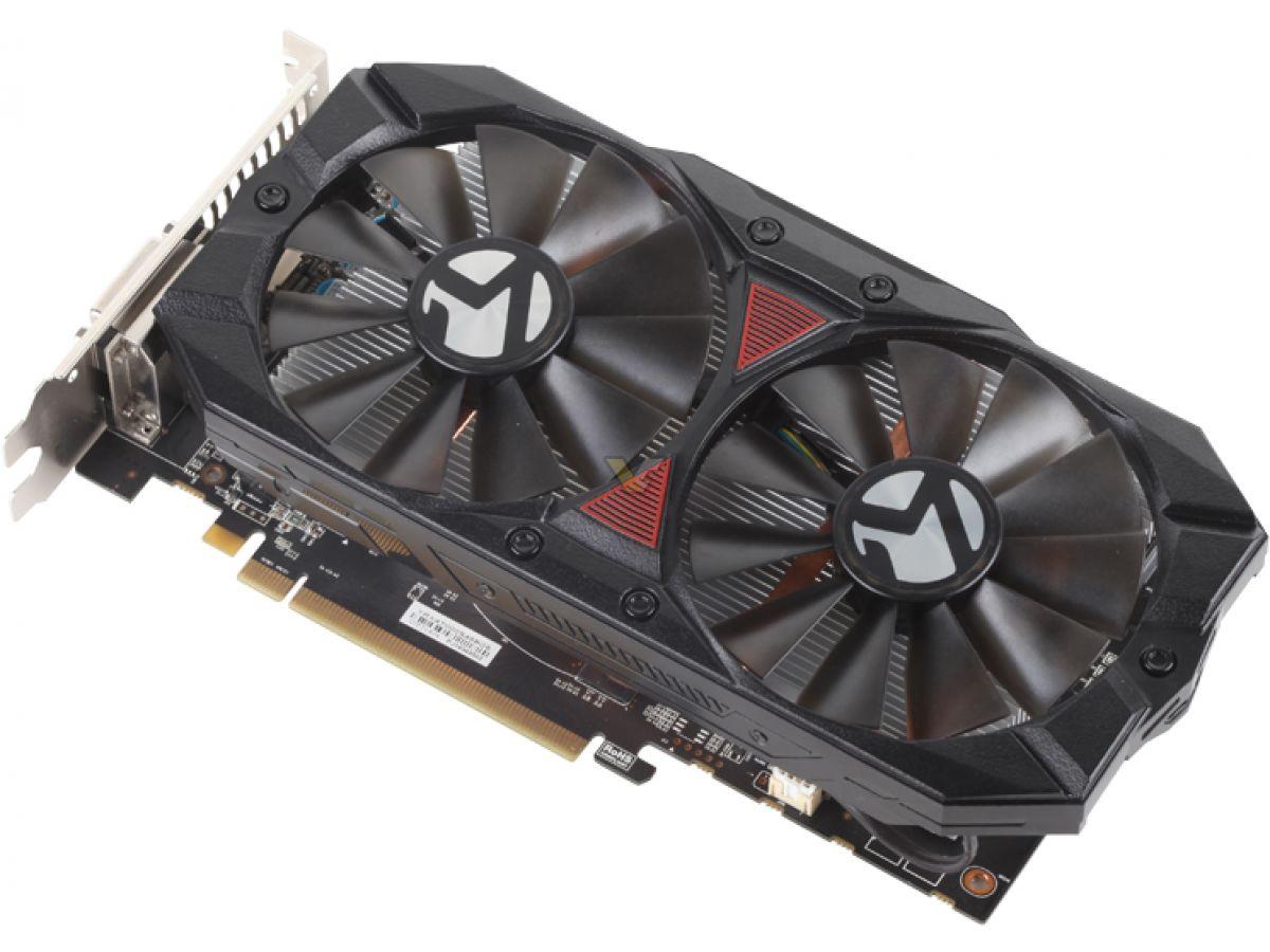 MAXSUN Radeon RX 570 4GB | VideoCardz net