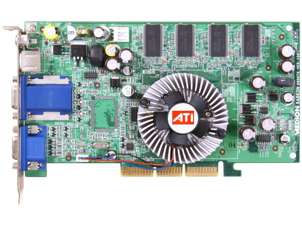 ATI RADEON 9600TX DRIVERS FOR PC