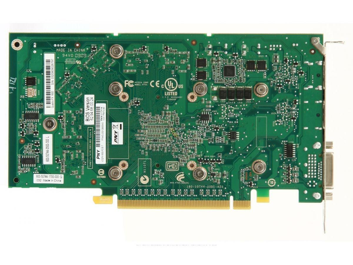 NVIDIA Quadro FX 1800   VideoCardz.net