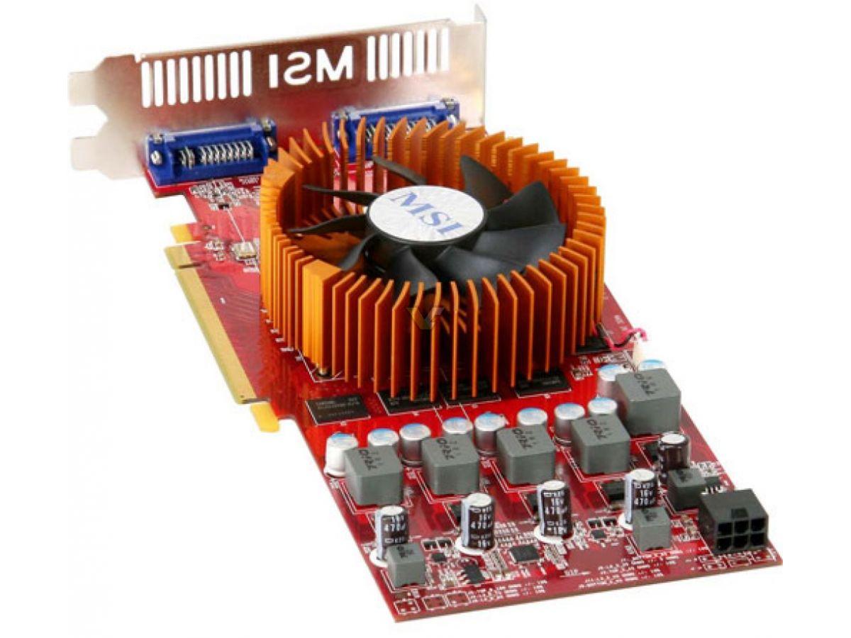 MSI ATI Radeon HD 4850 Graphic Card Drivers Download Free