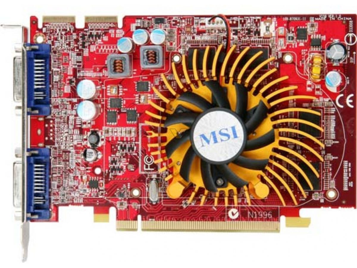MSI ATI R4670-2D1GD3 GRAPHICS CARD DRIVER DOWNLOAD (2019)