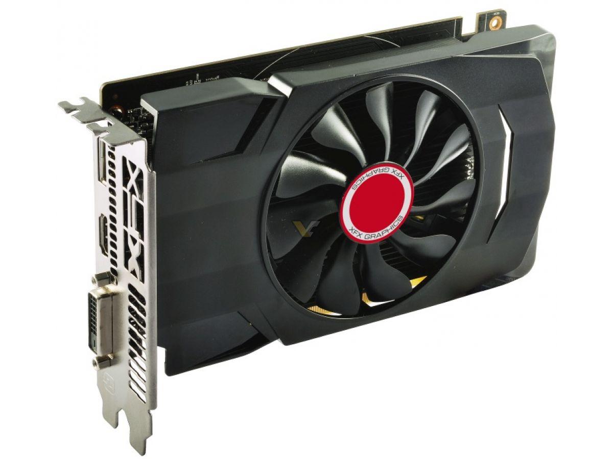 XFX Radeon RX 560 4GB Single Fan OC   VideoCardz net