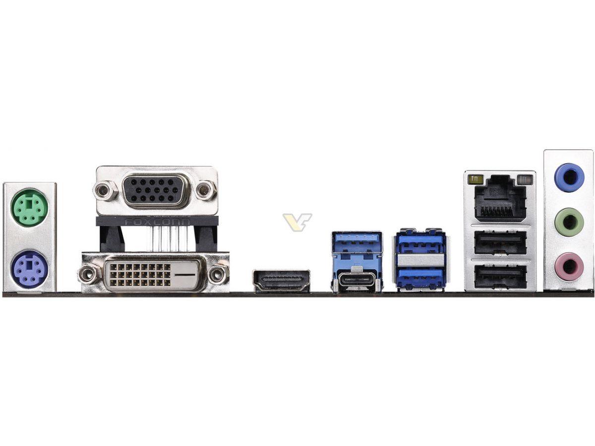 asrock b250m fatal1ty performance motherboard