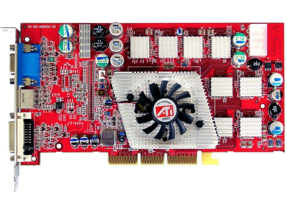 ATI Radeon 9800 PRO 256MB