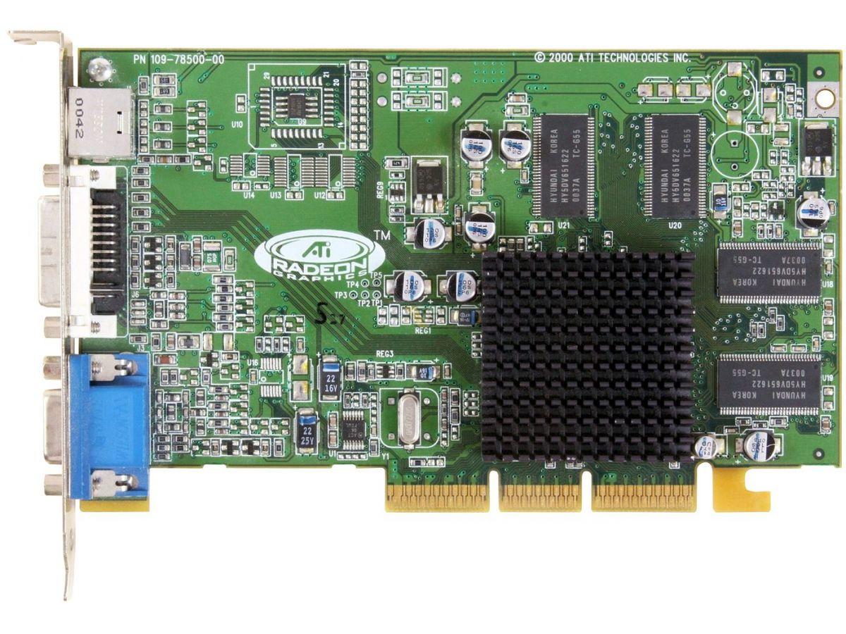 ATI OEM RADEON VE 32M DDR AGP DRIVER FREE